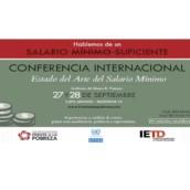 Conferencia Internacional sobre Salarios Mínimos