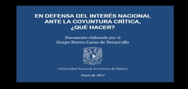 Documento Grupo Nuevo Curso de Desarrollo UNAM