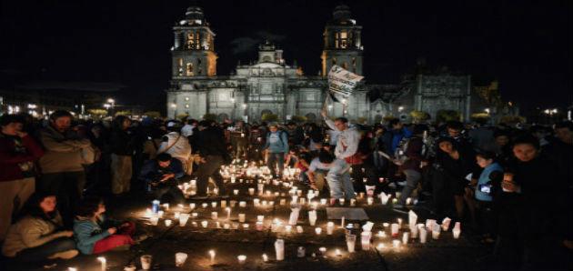 México, su presente y su barbarie